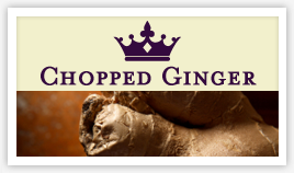 Chopped Ginger