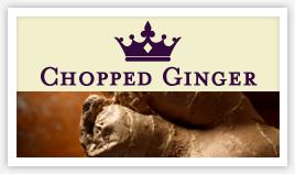 Chopped Ginger